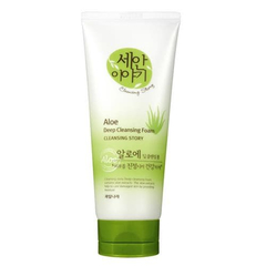 Пенка - Cleansing Story Foam Cleansing Aloe