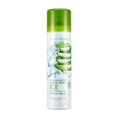 Крем для тела - Soothing & Moisture Aloe Vera Ice Soothing Gel