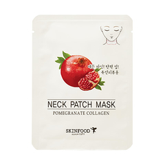 Маска для тела - Pomegranate Collagen Neck Patch Mask