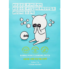 Патчи для носа - Bubble Pore Cleansing Patch