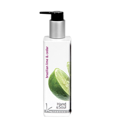 Лосьон для тела - Hand & Body Lotion Brazilian Lime & Cedar