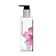 Лосьон для тела - Hand & Body Lotion Hibiscus & Rose Water