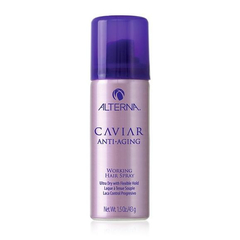 Лак для фиксации - Caviar Anti-Aging Working Hair Spray