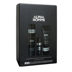 Для мужчин - Alpha Homme Shower Kit