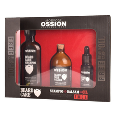 Для мужчин - Ossion Beard Care Kit 1