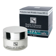 Антивозрастной уход - Men Protective Anti Wrinkle Cream Spf 15