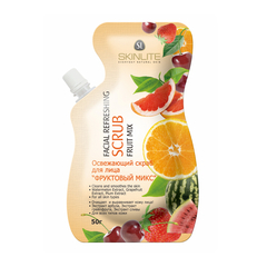 Скраб - Facial Refreshing Scrub Fruit Mix