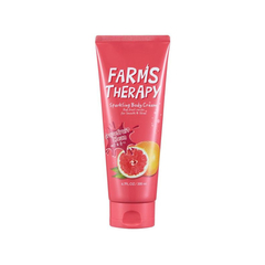 Крем для тела - Farms Therapy Sparkling Body Cream Grapefruit