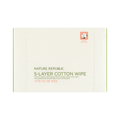 Очищение - Beauty Tool Natural 5-layer Cotton Wipe