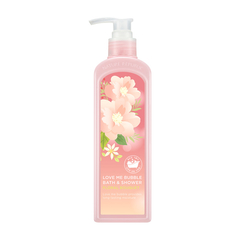 Гель для душа - Love Me Bubble Bath & Shower Gel Floral Bouquet