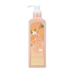 Гель для душа - Love Me Bubble Bath & Shower Gel Grapefruits