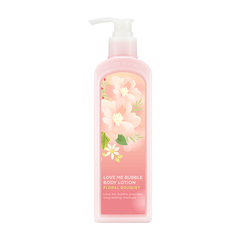 Лосьон для тела - Love Me Bubble Body Lotion Floral Bouquet