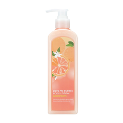 Лосьон для тела - Love Me Bubble Body Lotion Grapefruits