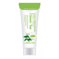 Крем для рук - Daily Moisturizing Green Tea Hand Cream