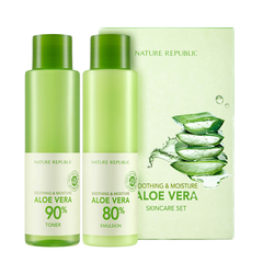 Уход - Soothing & Moisture Aloe Vera Skin Care Set