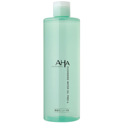 Снятие макияжа - Aha Cleansing Water Oil Free B