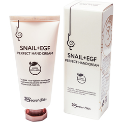 Крем для рук - Snail+EGF Perfect Hand Cream
