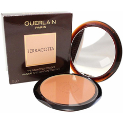 Бронзатор - Terracotta Bronzing Powder тестер