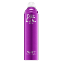 Лак для фиксации - Bed Head Full Of It Hair Spray