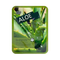 Тканевая маска - Real Essence Mask Pack Aloe
