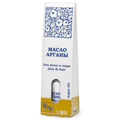 Масло - Argan Oil Face & Hair