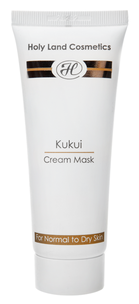 Крем - Kukui Cream Mask For Dry Skin