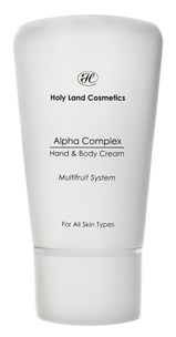 Крем для тела - Alpha Complex Hand & Body Cream