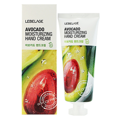 Крем для рук - Avocado Moisturizing Hand Cream