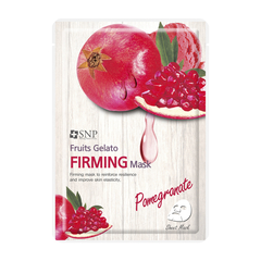 Тканевая маска - Fruits Gelato Firming Mask Pomegranate