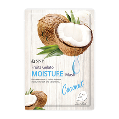 Тканевая маска - Fruits Gelato Mousture Mask Coconut