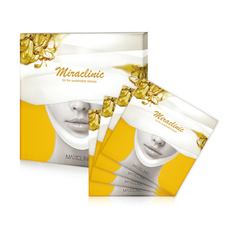 Маска - Miraclinic Ampoule Gypsum Mask Pack