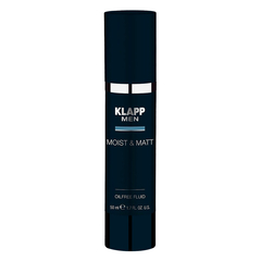 Увлажнение - Men Moist & Matt Oilfree Fluid