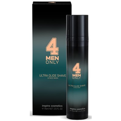Для бритья - 4 Men Only Ultra Glide Shave & Face Wash
