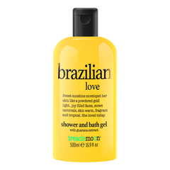Гель для душа - Brazilian Love Shower And Bath Gel