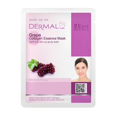 Тканевая маска - Grape Collagen Essence Mask