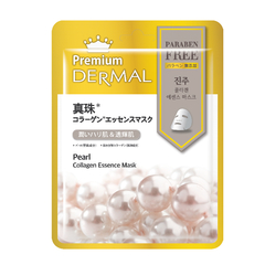 Тканевая маска - Premium Pearl Collagen Essence Mask