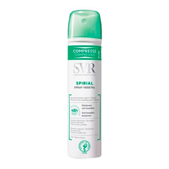Дезодорант - Spirial Spray Vegetal