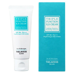 BB крем - Suvia Triple Function BB Cream Brightening & Anti-Wrinkle