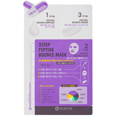 Тканевая маска - 3 Step Peptide Bounce Mask