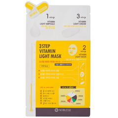 Тканевая маска - 3 Step Vitamin Light Mask
