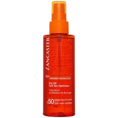 Средства для загара - Sun Beauty Dry Oil Fast Tan Optimizer SPF50