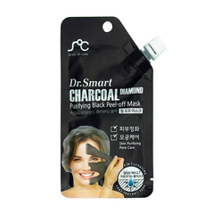 Маска - Charcoal Diamond Purifying Black Peel-Off Mask