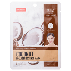 Тканевая маска - Coconut Collagen Essence Mask