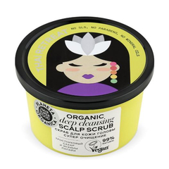 Скраб для кожи головы - Hair Super Food Organic Deep Cleansing Scalp Scrub