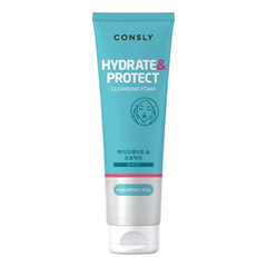 Пенка - Hyaluronic Acid Hydrate & Protect Cleansing Foam