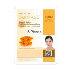 Тканевая маска - Royal Jelly Collagen Essence Mask