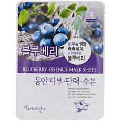 Тканевая маска - Blueberry Essence Mask Sheet