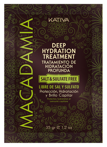 Macadamia Deep Hydration Treatment