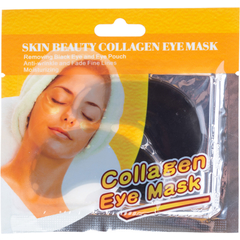 Патчи для глаз - Crystal Collagen Black Eye Mask