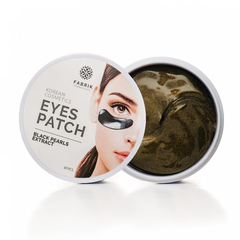 Патчи для глаз - Black Pearls Extract Eyes Patch